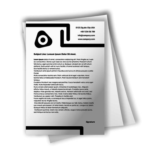 Черно-белая печать и копирование документов
