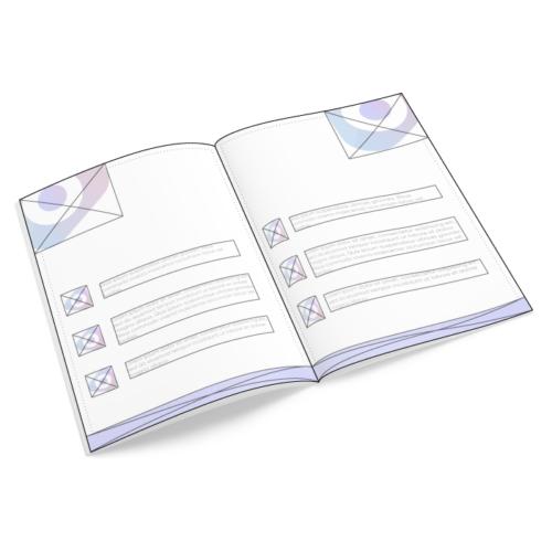 Дизайн брошюры или каталога