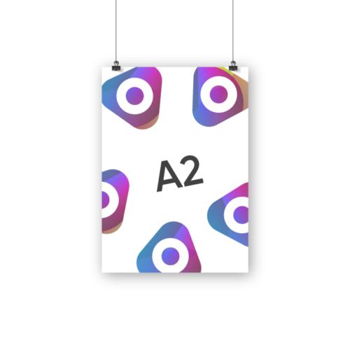 Печать афиш А2