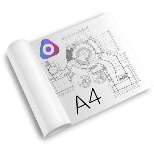 Печать чертежей A4